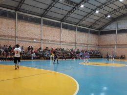 Confira os resultados da quarta rodada do campeonato municipal de futsal 2017