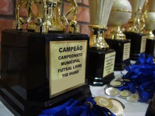 Campeonato municipal de futsal e voleibol terá rodada neste final de semana