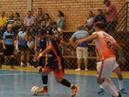 Confira os resultados da segunda rodada e os próximos jogos do campeonato de futsal de Tio Hugo
