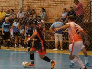 Confira os resultados de mais uma rodada do campeonato municipal de futsal de Tio Hugo