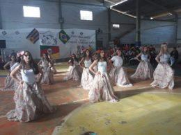 Grupo de danças Portal participa de evento em Soledade
