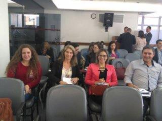 Comitiva de Tio Hugo participa de audiência pública no Tribunal de Contas do Estado