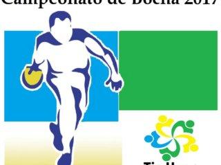Fichas para inscrição no campeonato municipal de bocha já estão disponíveis