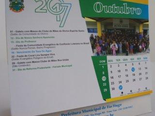 Reunião para definir datas do calendário de eventos será realizada na próxima segunda feira
