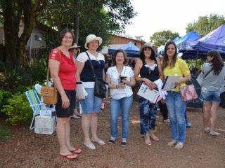 Servidoras públicas de Tio Hugo participam do 1º Dia de Campo no Turismo realizado em Victor Graeff
