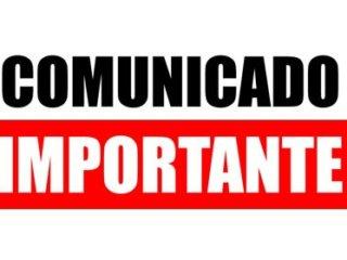Comunicado importante: Alteração no dia de atendimento com médico pediatra