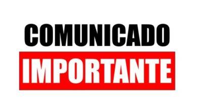 Decreto suspende aulas, eventos e atividades com aglomeração de pessoas a partir da quinta-feira 19 de março