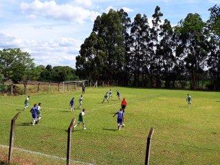 Confira os resultados de mais uma rodada do campeonato municipal de futebol de campo