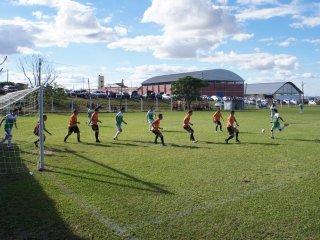 Classificação e resultados após mais uma rodada do campeonato municipal de Futebol de Campo