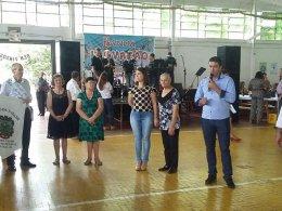 Gilso Paz prestigia baile de Terceira Idade do grupo Sempre Alegre
