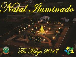 Lançamento do Natal Iluminado Tio Hugo – 2017 acontece nesta sexta feira dia 1º de dezembro