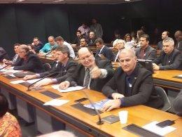 Em Brasília Gilso Paz participa de importantes agendas