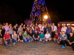 Com apresentações culturais e shows musicais Natal Iluminado terá novo evento nesta sexta 22