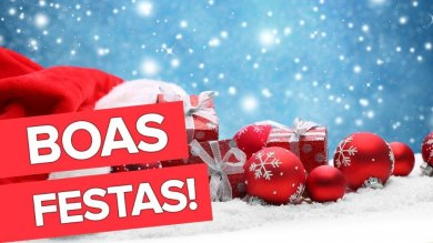 Feliz ano novo. Boas festas!!!