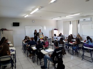 Iniciado o ano letivo nas escolas municipais de Tio Hugo