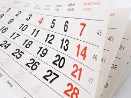 Ponto facultativo nos serviços públicos municipais na segunda feira dia 16 de abril