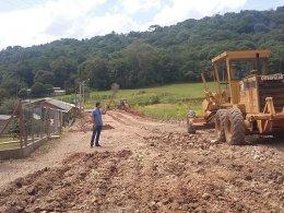 Poder Executivo intensifica obras no interior para garantir melhorias de infraestrutura