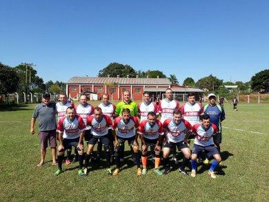 Equipe do São Paulo veteranos