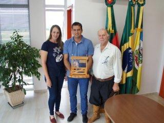 Grupo AWM de Cavalgada agradece a Administração Municipal pelo apoio na realização de evento