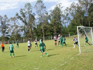 Reunião para discutir a realização do Campeonato Municipal de Futebol de Campo