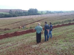 Projeto garante a instalação de irrigação em propriedades rurais de Tio Hugo