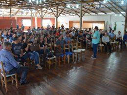 Audiência pública define as prioridades da microrregião na Consulta Popular 2018