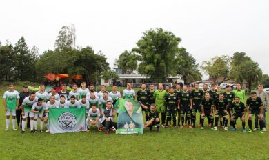 São Paulo e Linha Machado FC são os campeões do campeonato municipal de Futebol de Campo de Tio Hugo 2017/2018