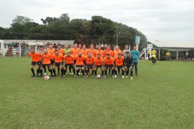 Equipe de veteranos de Tio Hugo - Líder da categoria