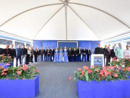 Gilso Paz participa da abertura da Exposol 2018