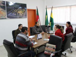 Meio Ambiente foi pauta de reunião realizada no Centro Administrativo
