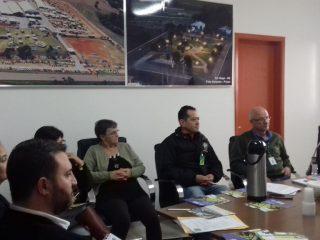 Reunião com entidades debate parcerias com o SENAR para promoção de cursos em Tio Hugo