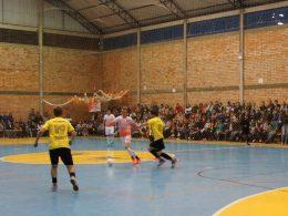 Primeira rodada do campeonato de futsal e voleibol de Tio Hugo será disputada no dia 28 de julho