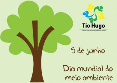 Dia 05 de junho: Dia Mundial do Meio Ambiente