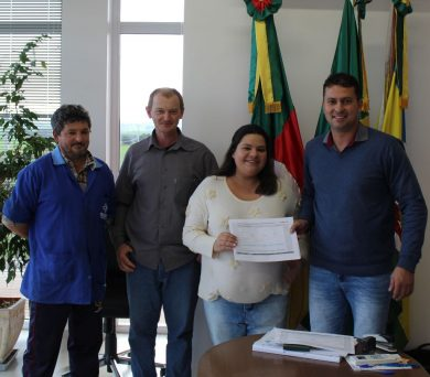 Município de Tio Hugo recebe emenda parlamentar de 100 mil reais indicada pelo Deputado Federal Heitor Schuch