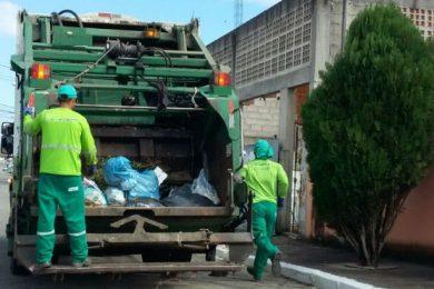 Comunicado: Alteração nos dias de coleta de lixo no município