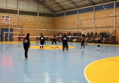 Resultados e próximas rodadas do Campeonato de Futsal e Voleibol