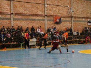 Resultados de mais uma rodada do Campeonato de Futsal e Voleibol 2018