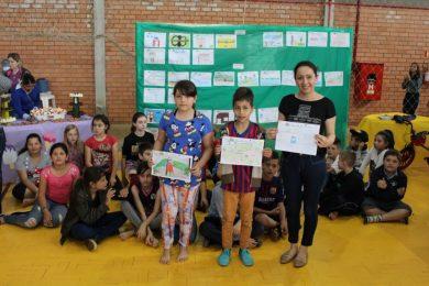 """Escolhidos os desenhos vencedores da etapa municipal do projeto """"Viajando Pela Rota"""""""