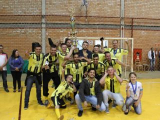 Conhecidos os campeões do Campeonato de Futsal e Voleibol de Tio Hugo 2018