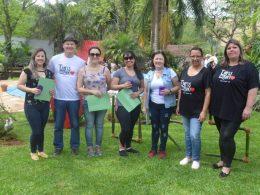 Servidoras públicas municipais participam de tarde de campo em Victor Graeff