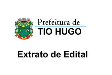 EXTRATO DE EDITAL DE CONTRATO TEMPORÁRIO Nº 030/2018