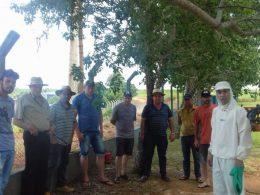 Aplicação correta e segura de agrotóxicos foi tema de curso