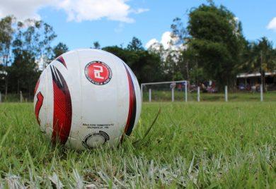 Futebol de campo: Fim do primeiro turno – Resultados e classificação
