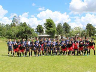Primeira rodada do Campeonato de Futebol de Campo de Tio Hugo foi disputada no sábado