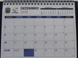 Ponto facultativo nos serviços públicos municipais nos dias 24 e 31 de dezembro