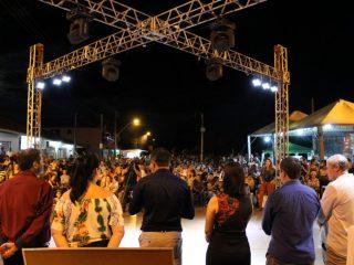 Natal Iluminado de Tio Hugo 2018 foi realizado no sábado 22 de dezembro