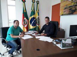 Prefeito Gilso Paz retorna às atividades
