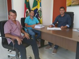 Presidente da Câmara de Vereadores assume o Executivo Municipal de Tio Hugo