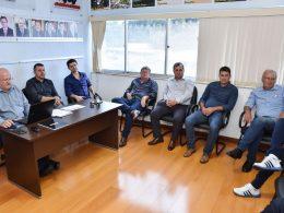 Gilso Paz participa de reunião da Amasbi em Soledade