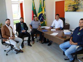 Município de Tio Hugo celebra convênio com o Sebrae-RS